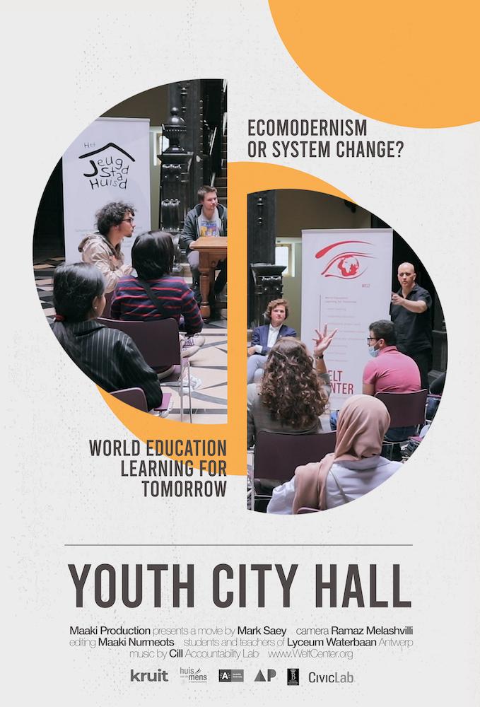 YouthCityHall - WELT movie by Mark Saey