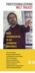 AP Hogeschool een WELT professionaliseringstraject - docent Mark Saey